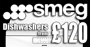 Smeg Dishwashers from ONLY £120