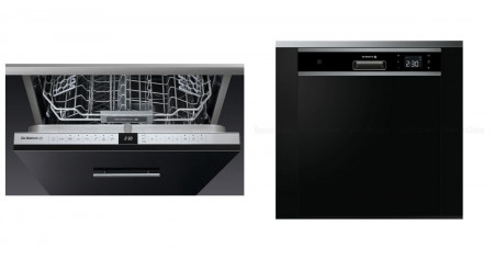 De Dietrich DVH1342J 60cm Fully Integrated 13 Place Setting Dishwasher