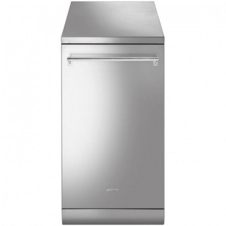 Graded Smeg DF4SS-1 45cm Slimline Stainless Steel Dishwasher