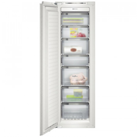 GI38NA55 Siemens Integrated Upright Frost Free Freezer