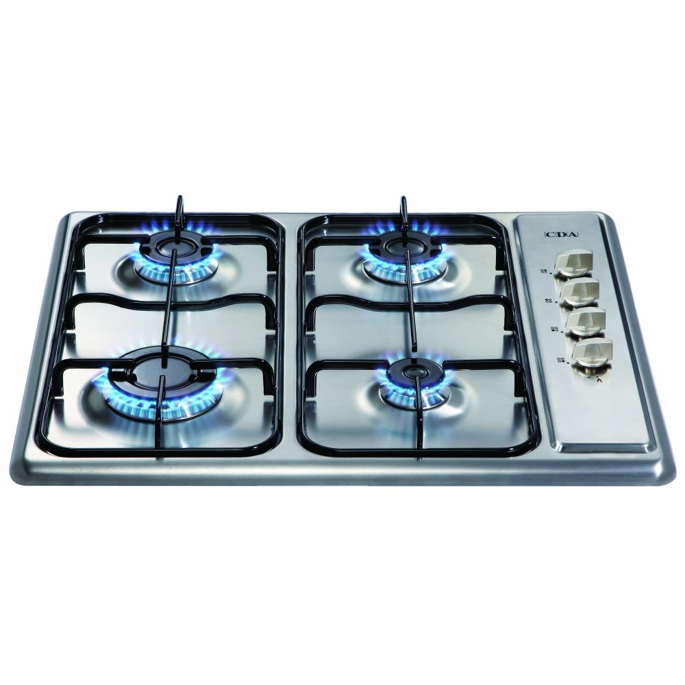 graded cda cbg200ss gas hob 60cm electric oven appliance depot 279. Black Bedroom Furniture Sets. Home Design Ideas