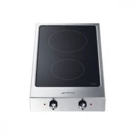Smeg PDX30C-1 Modular Ultra Low Profile Ceramic Hob