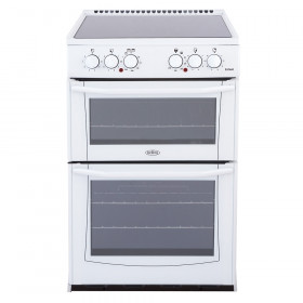 Graded Belling Enfield E552 55cm White Ceramic Electric Cooker (CC-372)