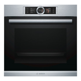 Graded Bosch HRG6769S6BB 60cm Stainless Steel Electric Oven (B-17306)