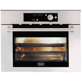 Graded Ilve 645LTK-ST 60cm Compact St.Steel Built in Steam Oven (PR-509)