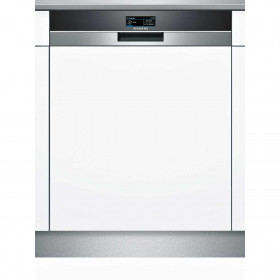 Graded Siemens SN578S36TEB 60cm Stainless Steel Semi-Integrated Dishwasher (B-14152)