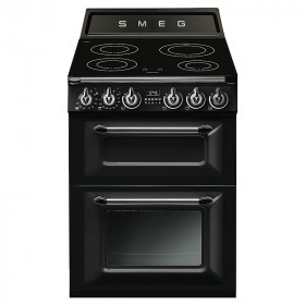 Graded Smeg TR62IBL Victoria Range Cooker with Induction Hob (JUB-25035)