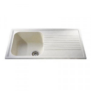Graded CDA KG41OST Single Bowl Sink in Old Stone (SINK-150)