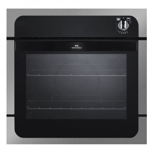 Graded New World NW601G 60cm St/Steel Built In Gas Single Oven (CC-129)