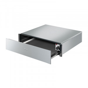 Graded Smeg CTP3015X 15cm St/Steel Warming Drawer