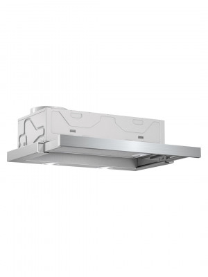 Bosch DFM063W50B 60cm Stainless Steel Integrated Cooker Hood