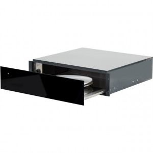 De Dietrich DWD1514DG 14cm High 56cm Wide Dark Grey Push and Pull 2kg Warming Drawer