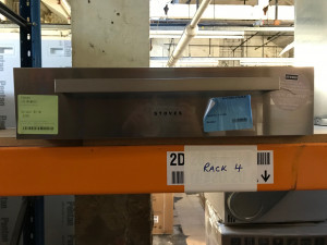 Stoves S7E145WD 45cm Stainless Steel Warming Drawer