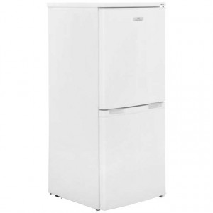 Graded NEW WORLD COMNF5518 White 55cm Wide Fridge Freezer (CC-VARIOUS)