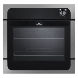 New World NW601G Stainless Steel Gas Single Bult-in Oven
