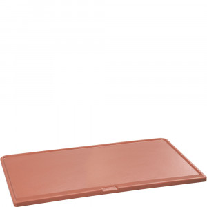 Smeg PPR9 Rectangular Universal Pink Pizza Stone suitable for 90cm Range Cookers