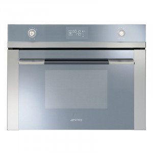 Graded Smeg SF4120VC 45cm Compact Steam Oven (JUB-6734)