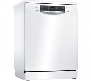 Graded Bosch SMS46IW04GB 60cm White Freestanding Dishwasher