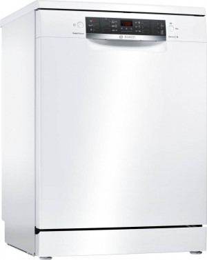 Graded Bosch SMS46IW08GB 60cm White Freestanding Dishwasher
