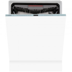 Graded Bosch SMV68MD02GB 60cm Stainless Steel Integrated Dishwasher
