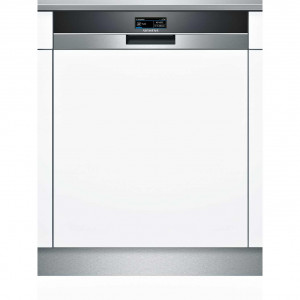 Graded Siemens SN578S36TEB 60cm Stainless Steel Semi-Integrated Dishwasher (B-14150)