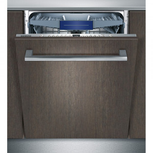 Siemens SX736X03MEB 60cm Stainless Steel Integrated Dishwasher