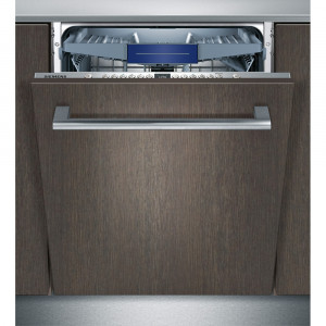 d Siemens SX736X03MEB 60cm Stainless Steel Integrated Dishwasher