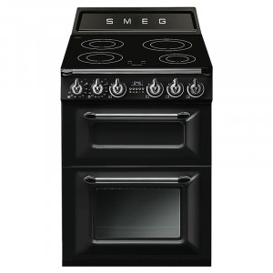 Graded Smeg TR62IBL Victoria Range Cooker with Induction Hob