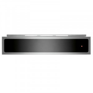 Ex-Display Bertazzoni BOV-WD60-CON-X 12cm Black & St/Steel Warming Drawer (JUB-7326)
