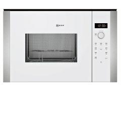 Graded Neff N50 HLAWD53W0B White Built In Microwave (B-5445)