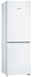 Graded Bosch KGN33NWEAG 60cm White Frost Free Fridge Freezer (B-7635)