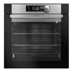De-Dietrich DOP7355X 60cm Stainless Steel Built In Single Electric Pyrolytic Oven